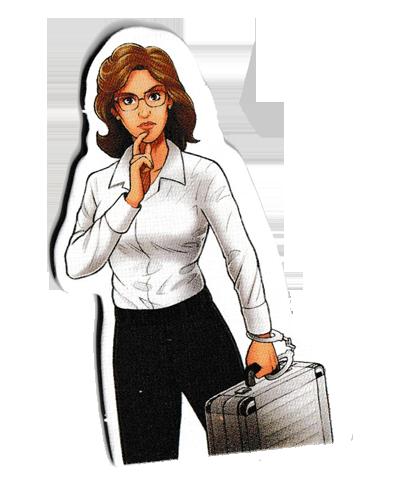 Mission Calaverasn, Nicole Gomez Santos, la chercheuse à exfiltrer © Gigamic / Auger / Kermarrec