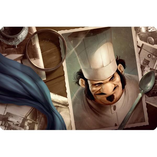 Mysterium, un cuisinier très suspect © Libellud