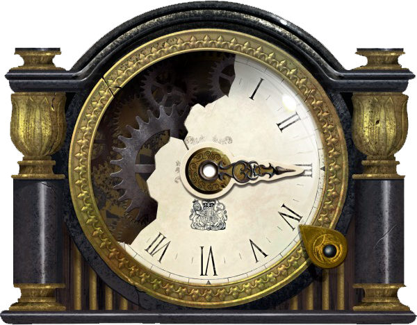 Mysterium, l'horloge qui égraine les heures © Libellud