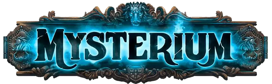 Mysterium, le logo © Libellud