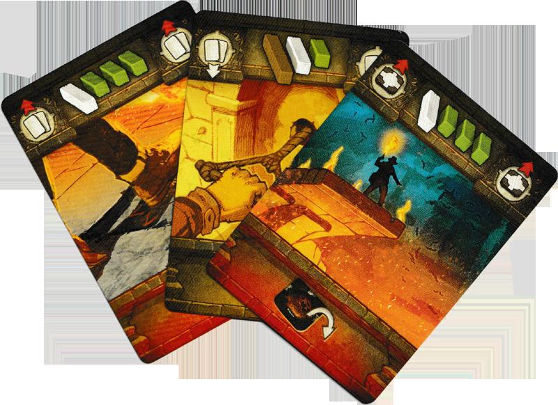 Naga Raja, des cartes aux mystérieux pouvoirs © Hurrican / Dutrait / Riviere / Cathala