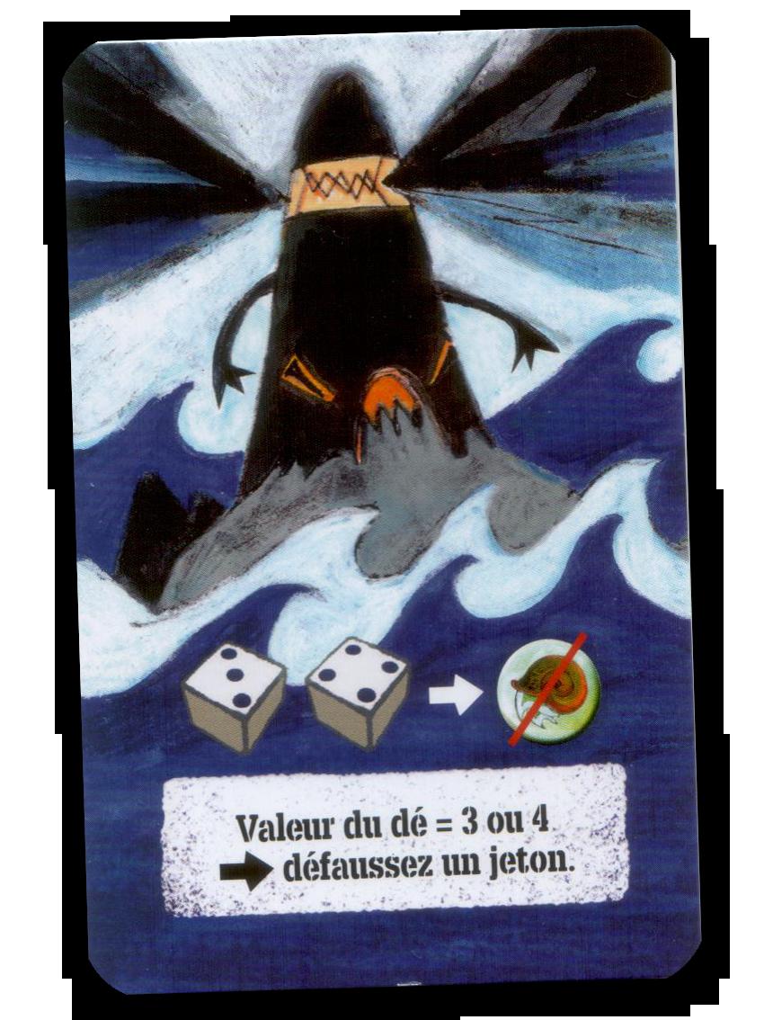 Nautilion, la carte Phare Obscur © Filosofia / Plessis / Torbey