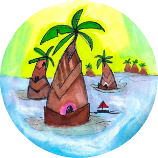 Nautilion, le jeton Îles Bienheureuses © Filosofia / Plessis / Torbey