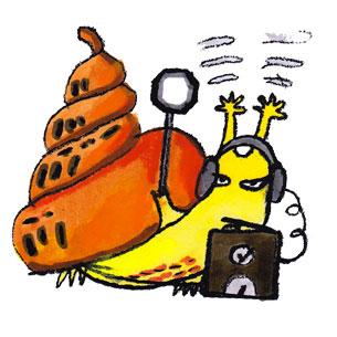 Nautilion, Ici le Nautilion, les escargots parlent aux escargots © Filosofia / Plessis / Torbey