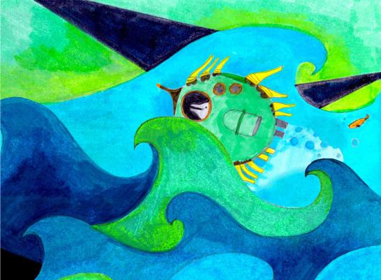 Nautilion, illustration de la règle © Filosofia / Plessis / Torbey