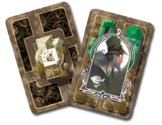 Noxford, cartes du jeu © Capsicum Games / Chalmel / Kermarrec