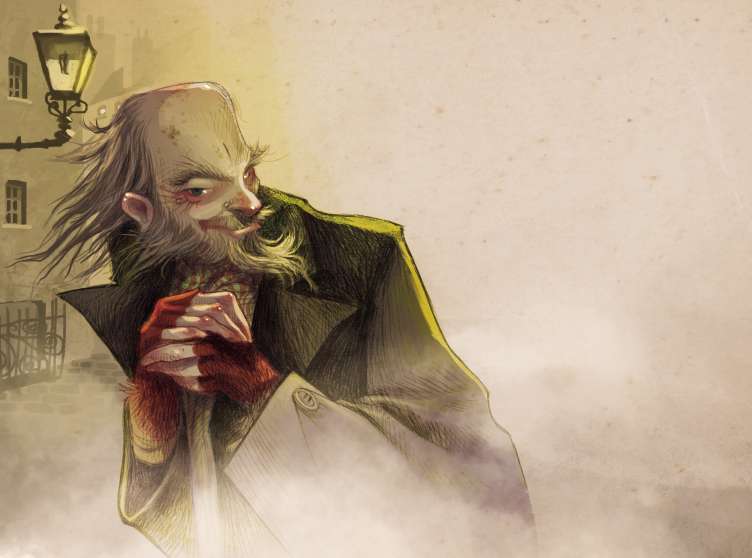 Oliver Twist, le sinistre Fagin © Purple Brain / Chalmel / Cathala / Pauchon
