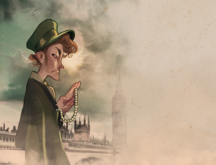 Oliver Twist, le colérique Monks © Purple Brain / Chalmel / Cathala / Pauchon