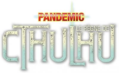 Pandemic, Le Règne de Cthulhu, le Logo © Filosofia