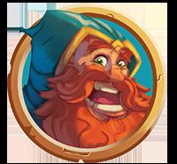 Par Odin, Brokk , le tavernier des dieux et grand explicateur de règles © OldChap / Verdu / Boccara