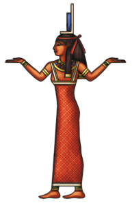 Pharaon, la déesse Isis © Catch Up Games