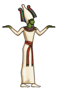 Pharaon, le dieu Osiris © Catch Up Games