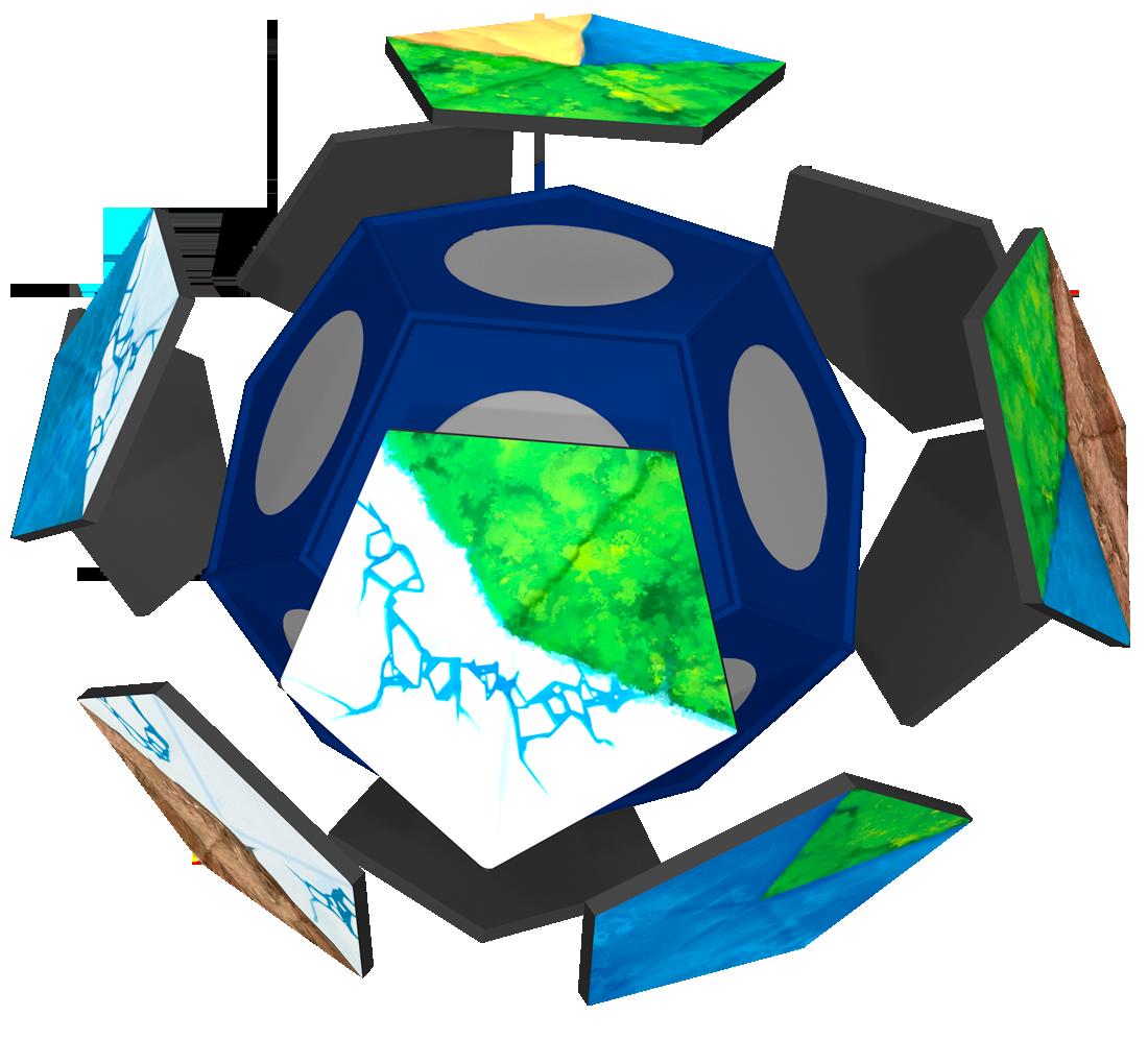 Planet, un matériel bougrement original © Blue Orange / Miramon / Sulinskas