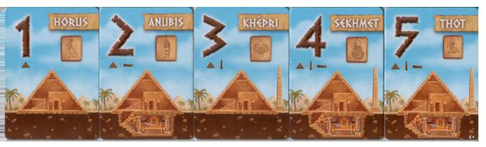 Pyramids, le panthéon du jeu © Iello