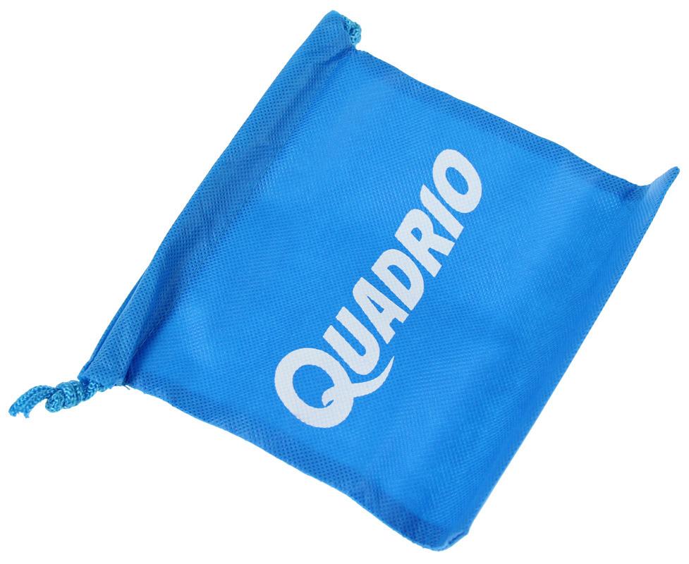 Quadrio, un sac pour les ranger tous... © Hurrican