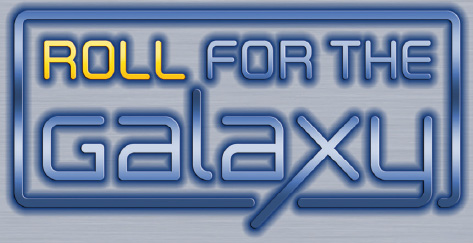 Roll for the Galaxy, le logo © Gigamic