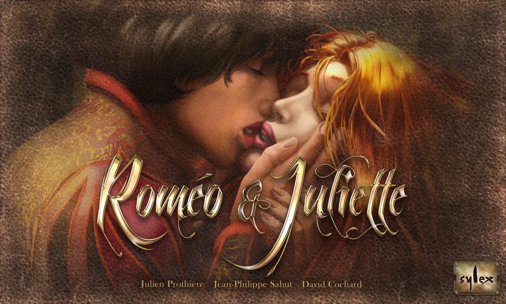 Roméo & Juliette, illustration de couverture Roméo & Juliette, le plateau-scène © Sylex / Cochard / Sahut / Prothière