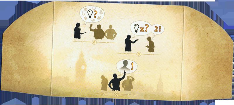 Sherlock 13,le résumé des règles... © Letheia / Dutrait / Hwang