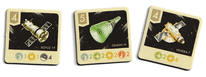 Space Explorers, quelques Projets © Blam! / Kot / Zhuravlev
