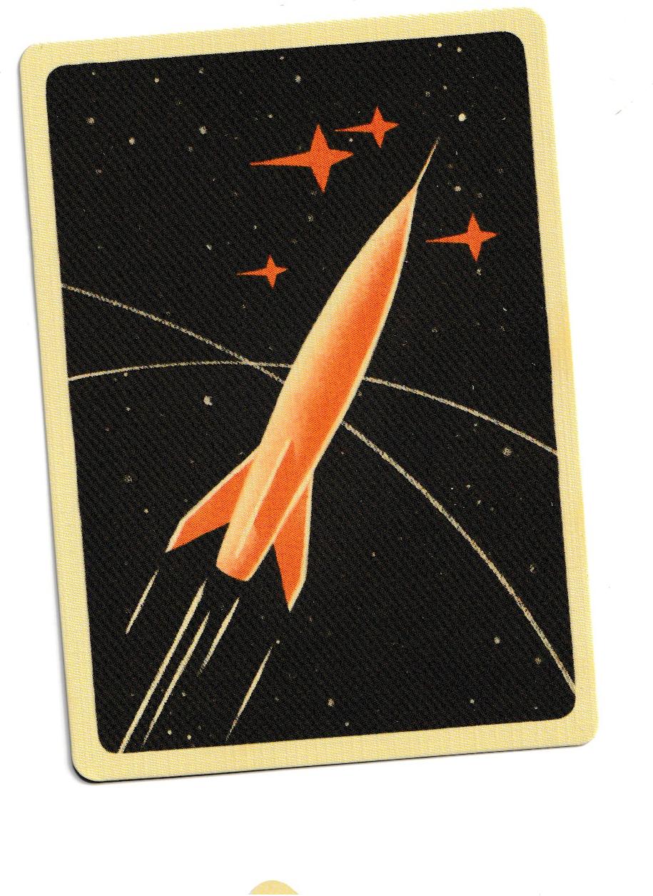 Space Explorers, le dos des cartes... © Blam! / Kot / Zhuravlev