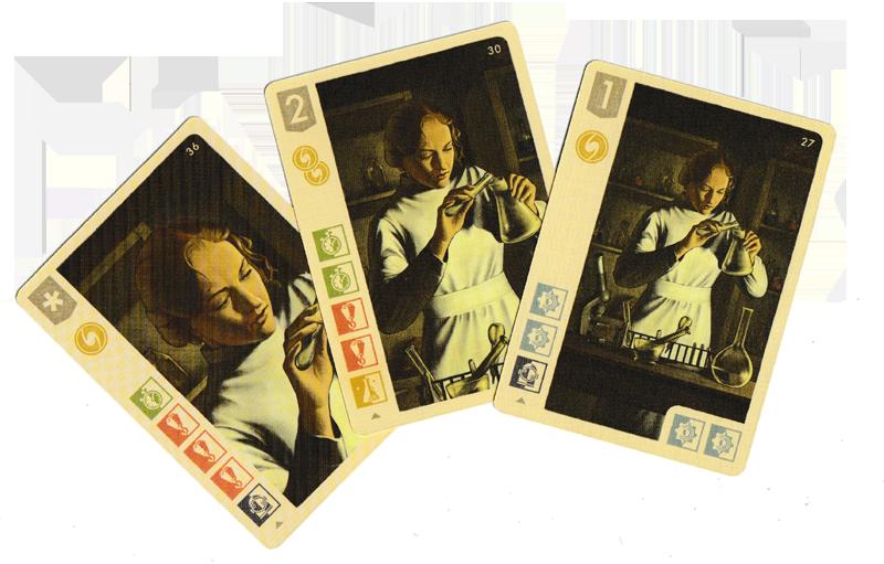 Space Explorers, une Chercheuse émérite... © Blam! / Kot / Zhuravlev