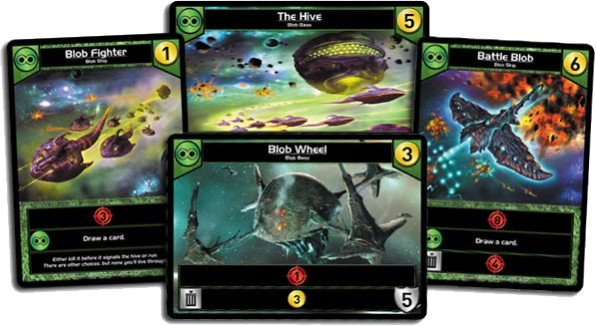 Star Realms, cartes (version anglaise) © Iello
