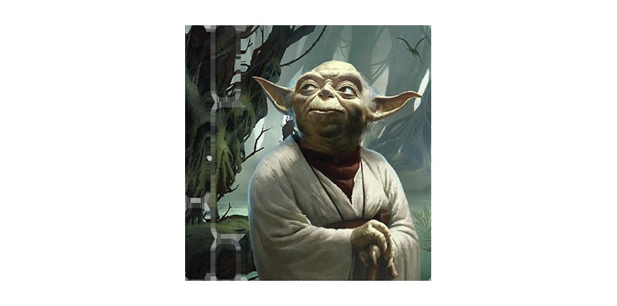 Star Wars : Rebellion, Yoda © FFG