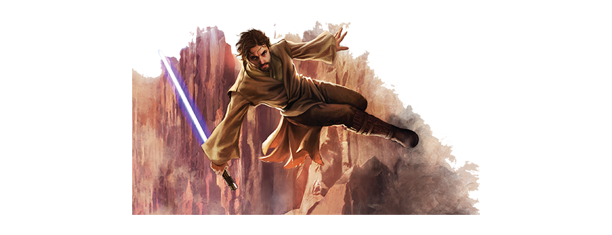 Star Wars : Force et Destinée, illustration © Edge