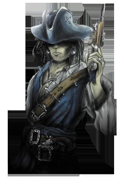 Terres Pirates, La Buse © Roussignol Edition / Bécasse
