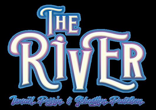 The River, le logo du jeu © Days of Wonder / Bosley / Pauchon / Perrin
