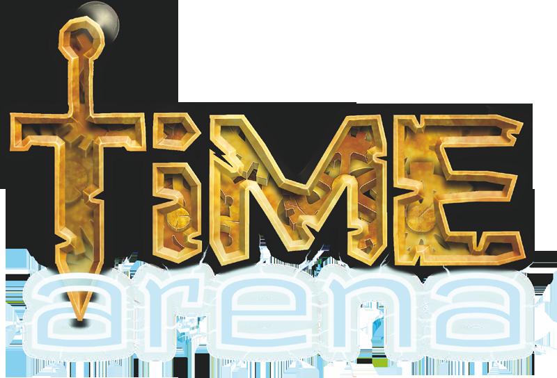 Time Arena, le logo © Blam !