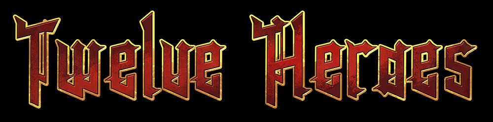 Twelve Heroes, le logo © Catch Up Games / Jedruszek / Sakaue  / Uesugi