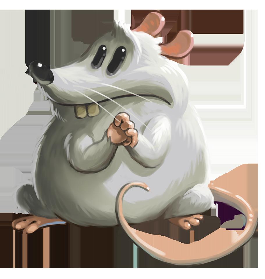 Unlock!, un si adorable rat sorti de Squeek & Sausage © Space Cowboys
