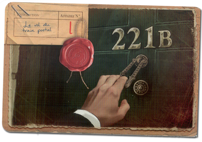 Watson, au 221B Baker Street © Space Cowboys