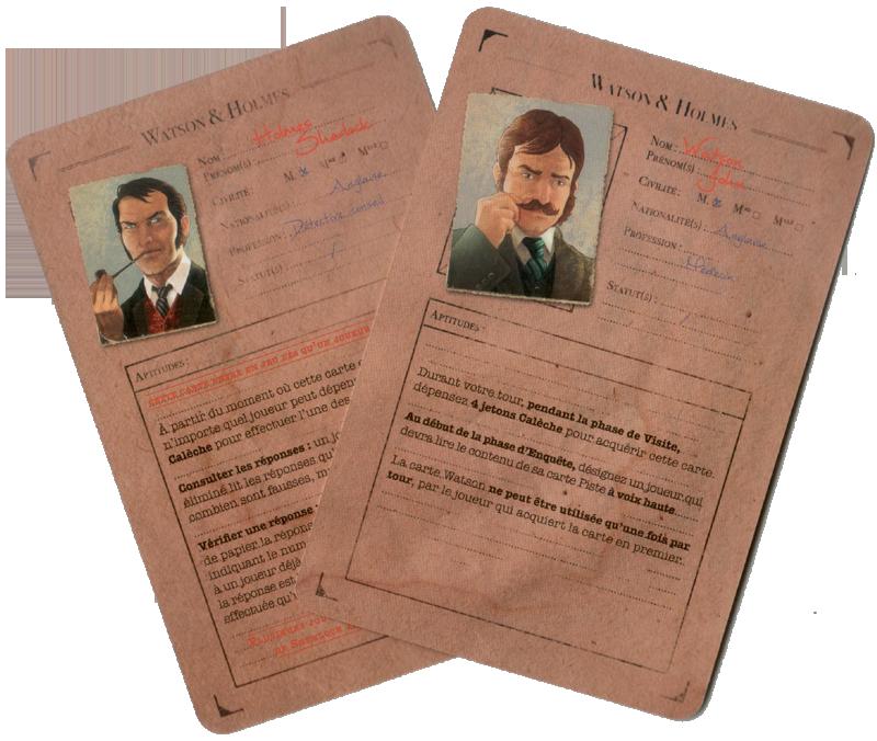 Watson, Holmes et Watson... © Space Cowboys