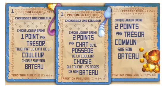 L'Île des Chats, Traditions publiques... © Lucky Duck Games