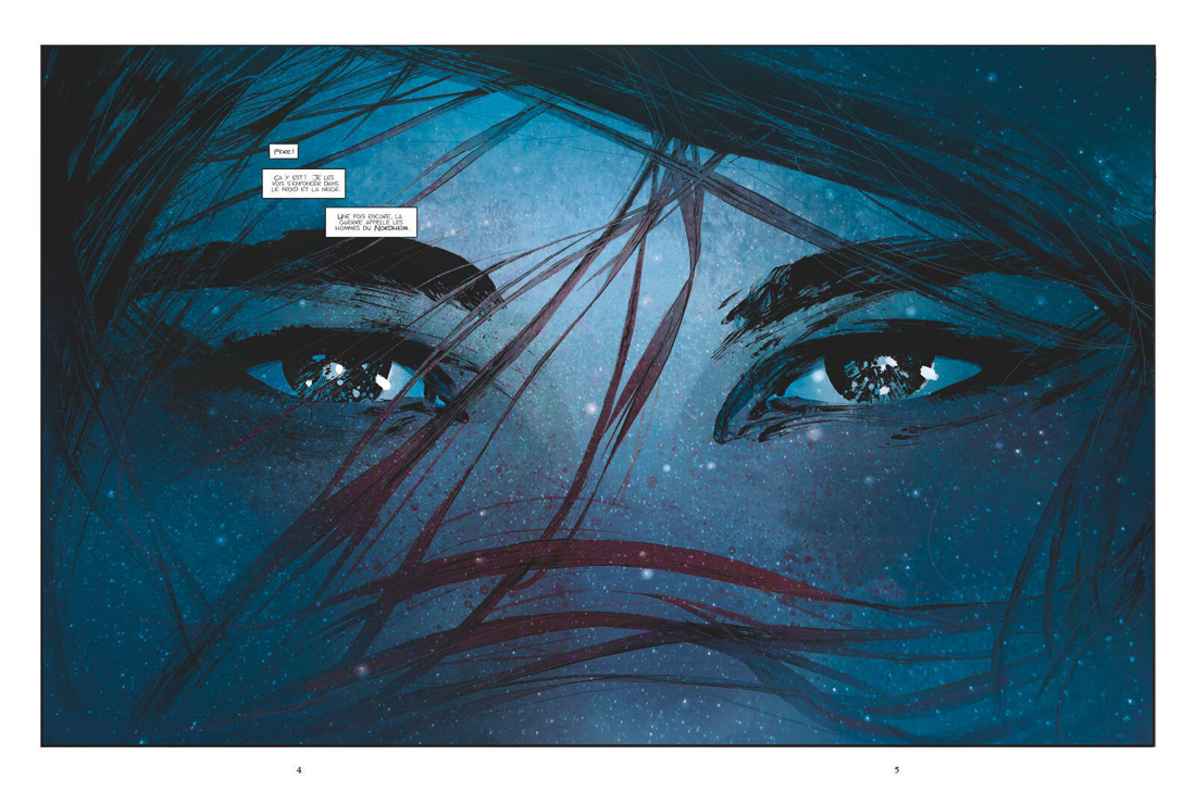 Conan le Cimmérien, planche du tome 4 © Glénat / Recht