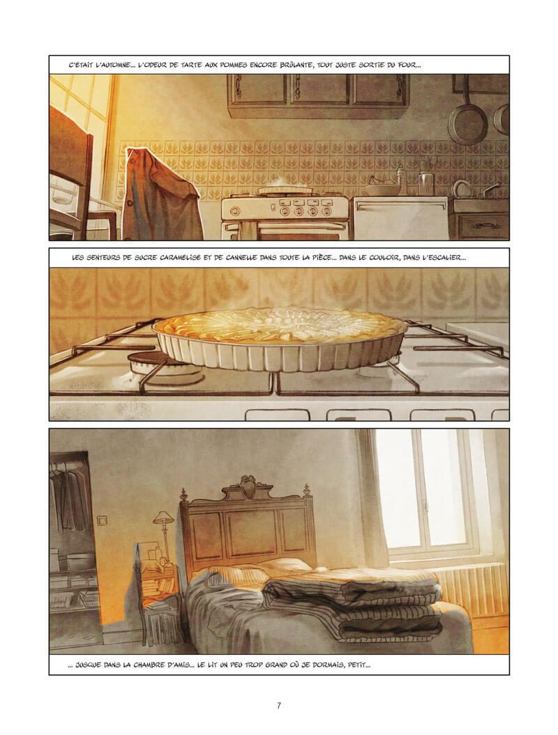 Détox, planche du tome 1 © Bamboo / Gallo / Jim