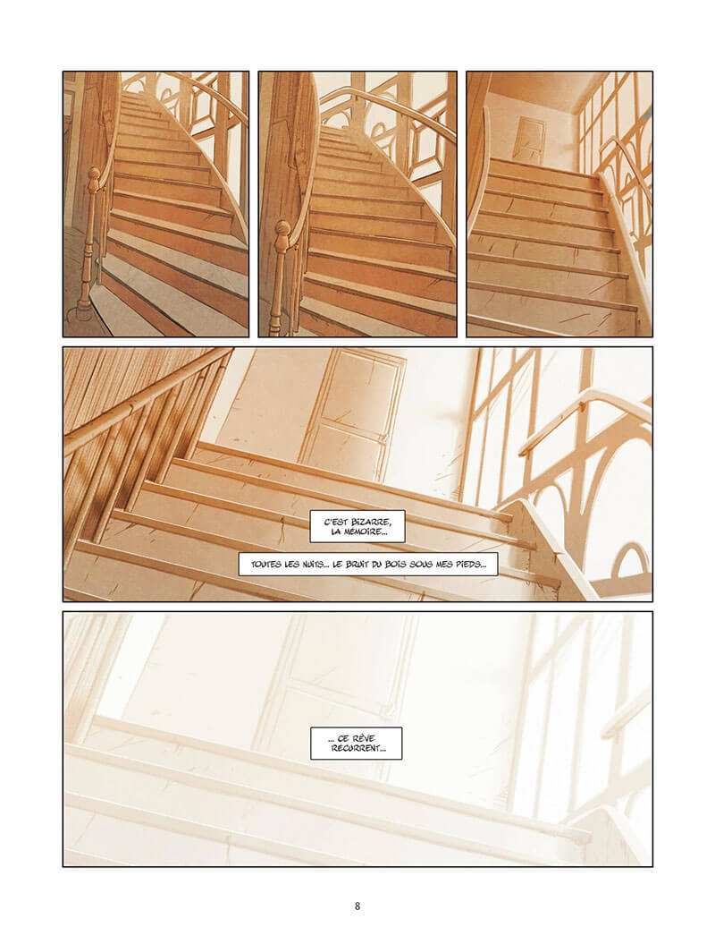 Détox, planche du tome 2 © Bamboo / Jim / Gallo
