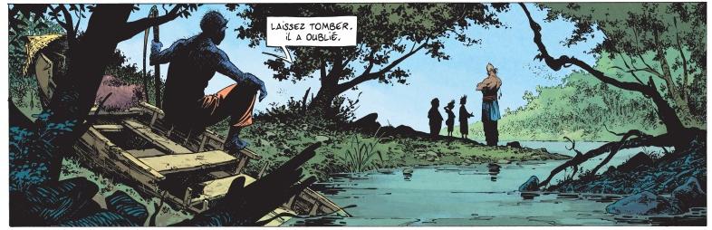La Quête de l'Oiseau du Temps, planche du tome 9 © Dargaud / David / Loisel / Le Tendre / Tatti