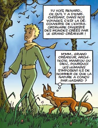 Le Petit Prince, Hommage © Glénat