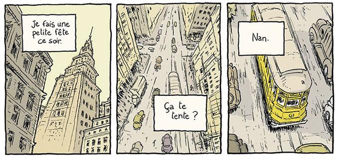 Le petit rêve de Georges Frog, cases de l'album © Soleil / Phicil / Drac