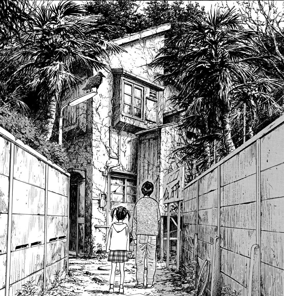 Le signe des rêves, planche du tome 1 © Futuropolis / Urasawa