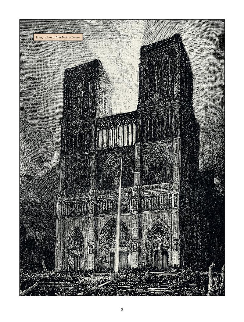 Les damnés de la Commune, pllnche du tome 3 © Delcourt / Meyssan