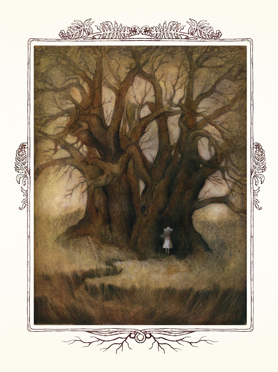 Les fées de Cottingley, planche de l'album © Soleil / De La Villefromoit / Perez