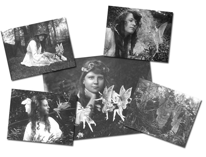 Les fées de Cottingley, les 5 énigmatiques photographies © Soleil / De La Villefromoit / Perez