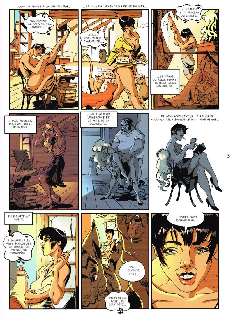 Max - les années 20, planche du tome 2 © Le Long Bec / Del Rincon / Rubio / Perez-Reverte / Amélie / Lerolle