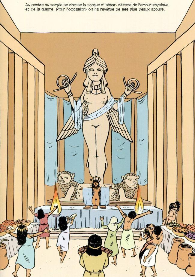 Sex Story, planche de l'album © Les Arènes / Coryn / Brenot / Lebeau