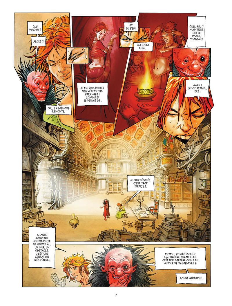 une histoire de Voleurs et de Trolls, planche du tome 2 © Drakoo / Broeders
