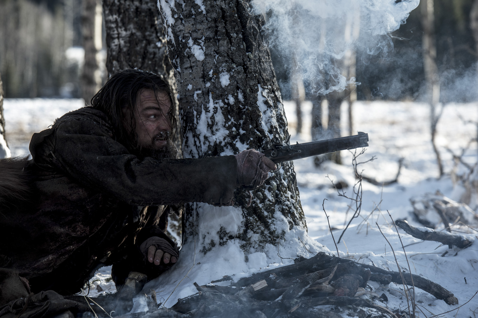 The Revenant, photo du film